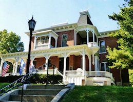 Leavenworth County Historical Society Museum